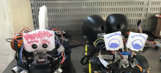 Build your Own Autonomous Deep-Learning Robot – Lukas Biewald